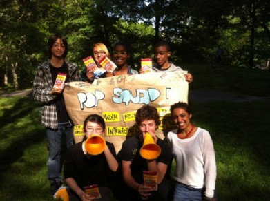 Rev- Popsquad summer 2012